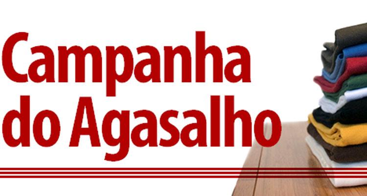 Campanha do Agasalho será realizada dia 1 de abril