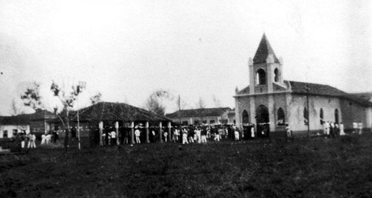 Antiga Praça João Pessoa