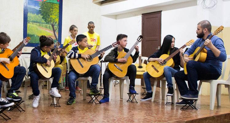 Projeto Guri abre inscrições para cursos gratuitos de música