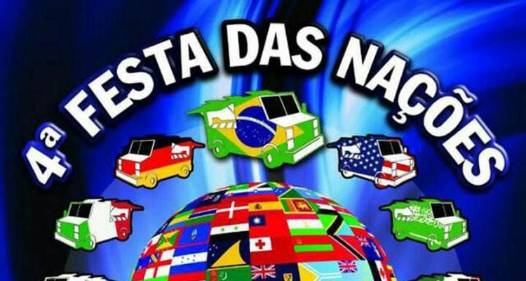 Preparativos para a Festa das Nações seguem a todo vapor