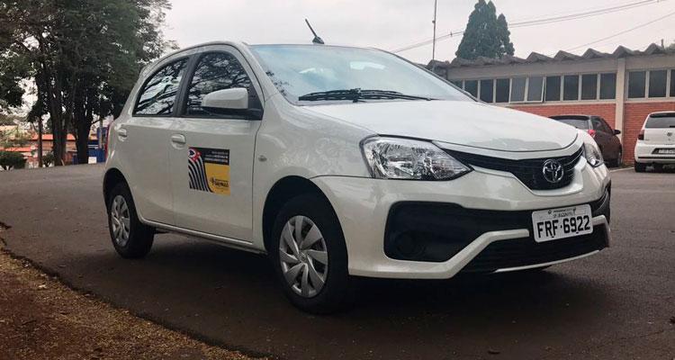 Iracemápolis recebe veículo do Governo do Estado