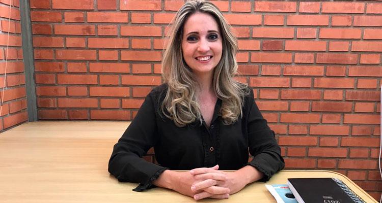 """""""Nosso foco é ampliar os programas sociais, ofertar cursos de qualificação para a população e valorizar a equipe de profissionais"""", afirma Márcia Baldini"""