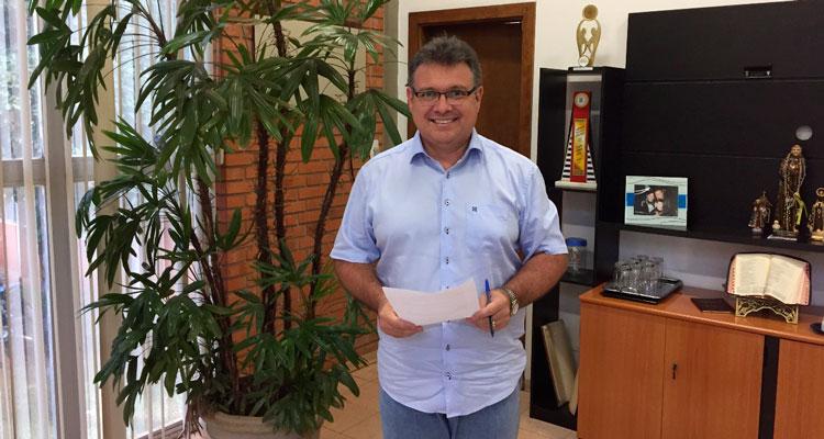 """""""Programa de controle de gastos é passo importante para criar no município a cultura da eficiência"""", afirma Fábio Zuza"""