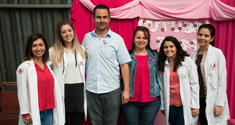 Outubro Rosa: palestra com Mariana Dragone aborda câncer de mama