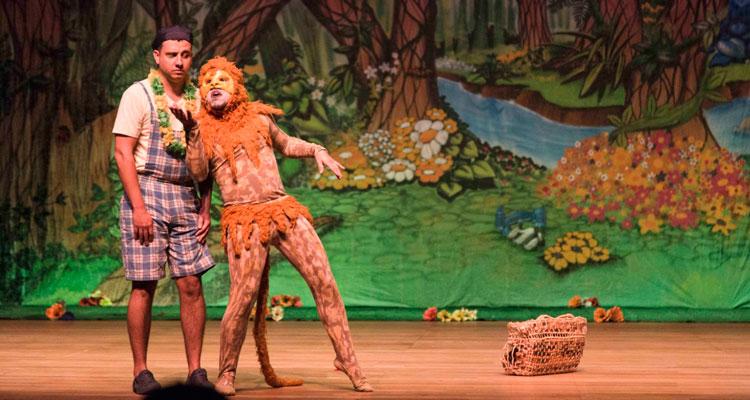 """Cultura: Teatro Virgínio Ometto recebe """"A Fantástica Floresta"""""""