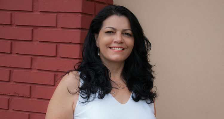 """Cleide Guimarães: """"O CEAC ajuda muita gente e quer ajudar muito mais"""""""