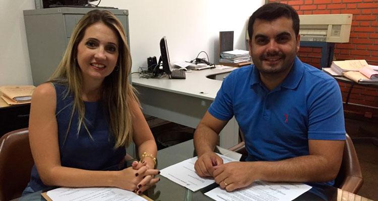Prefeitura faz parceria com o SENAC e oferece cursos para pessoas do Bolsa Família