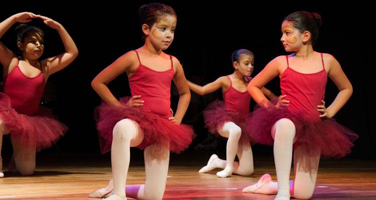Apresentação de cursos culturais lota o Teatro