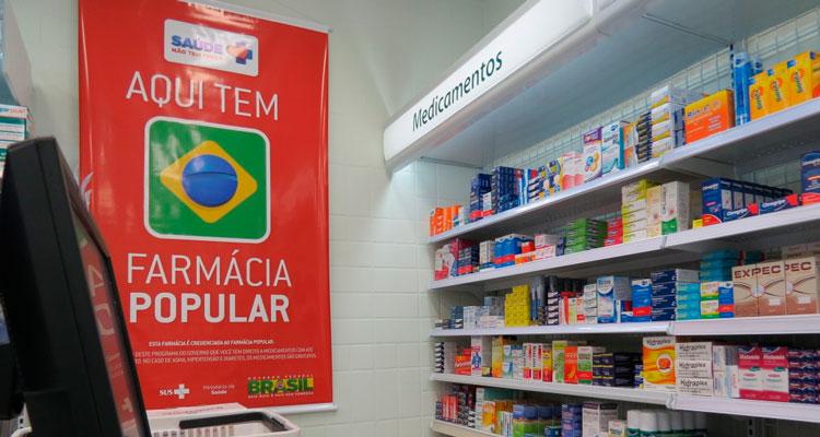 """""""Farmácia Popular"""": remédios gratuitos e compras com desconto"""