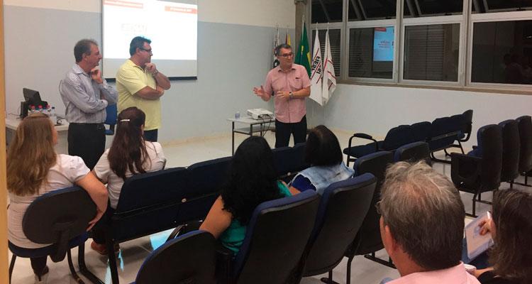 Encontro reúne líderes sociais no SENAI