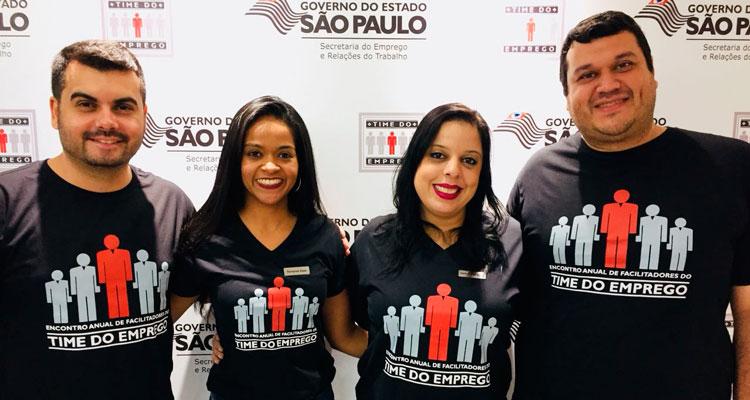 Iracemápolis participa de capacitação do Time do Emprego