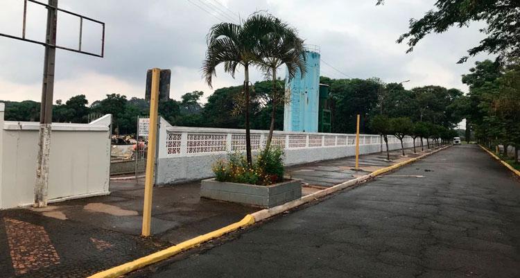 Cemitério vai receber novas obras de ampliação