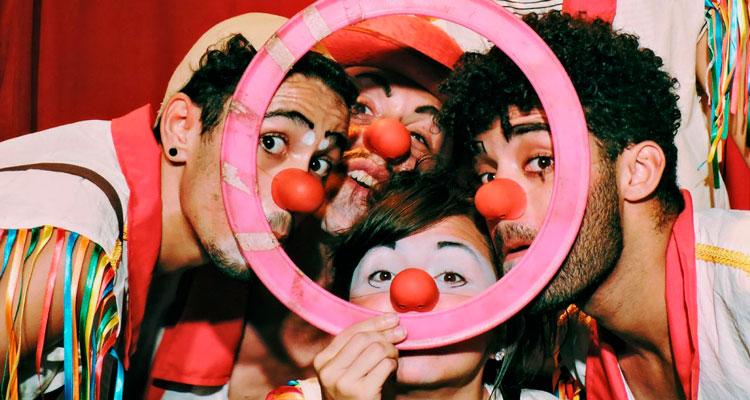 Domingo tem show circense na Praça da Matriz