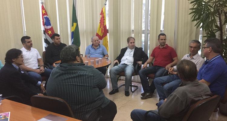 Prefeito Fábio Zuza fez reivindicações importantes; deputado vai trabalhar as demandas junto ao Governo do Estado