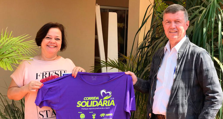 Está chegando: Corrida Solidária acontece dia 23