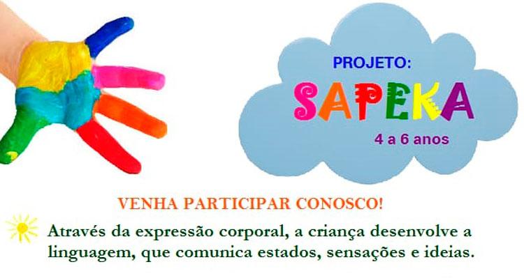 CRAS abre inscrições para o projeto Sapeka