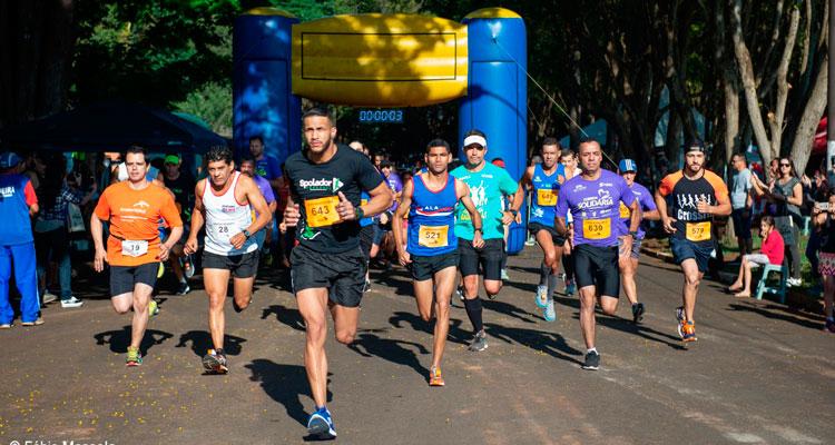 Corrida Solidária reúne 359 atletas