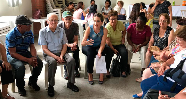 Iracemápolis fortalece direitos da pessoa idosa