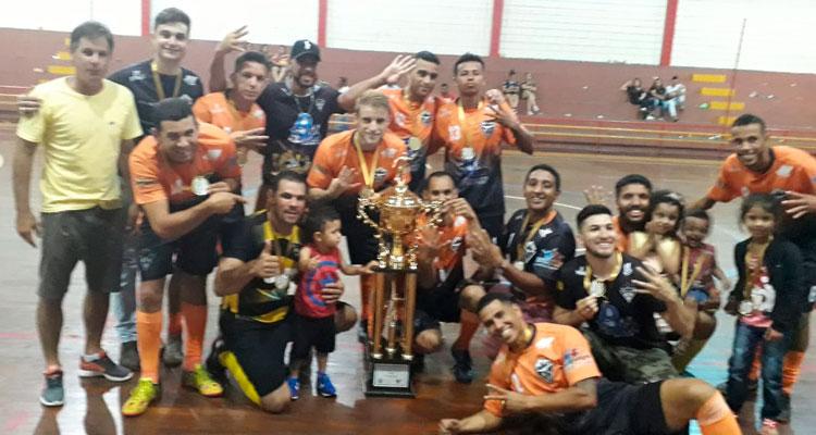 Big Night Futsal é campeão municipal