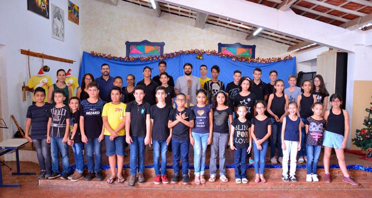 Projeto Guri promove palestra com Sabrina Rosada