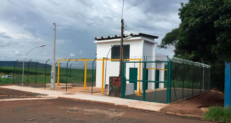 Prefeitura faz adequações nas estações elevatórias de esgoto
