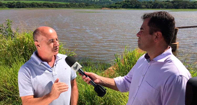 366 caminhões de terra são retirados da Iracema