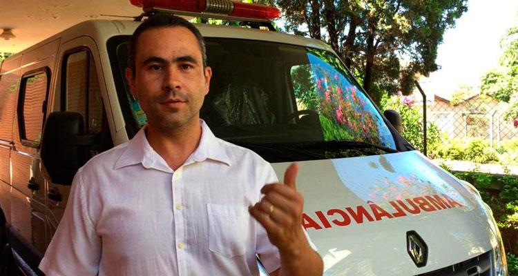 Investimento em Saúde: Município conta com nova ambulância