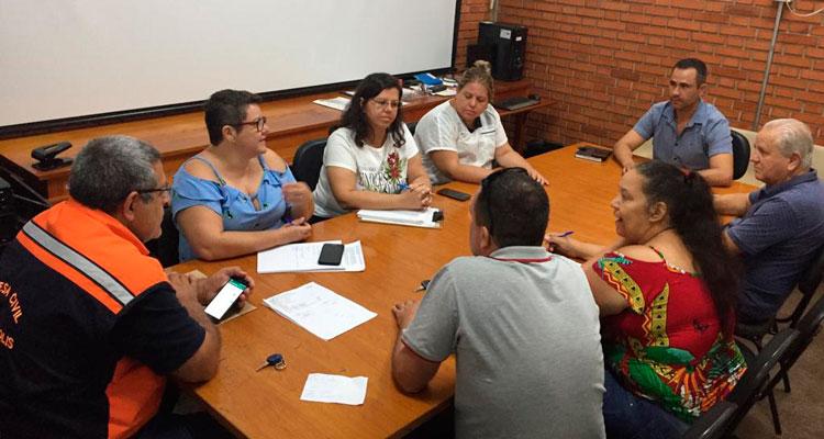 Município organiza ações para intensificar prevenção à dengue