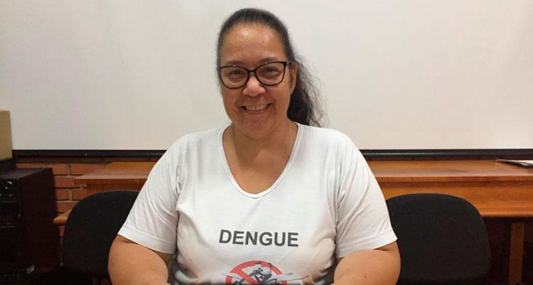 Geseli Alves da Silva é a nova coordenadora de Saúde