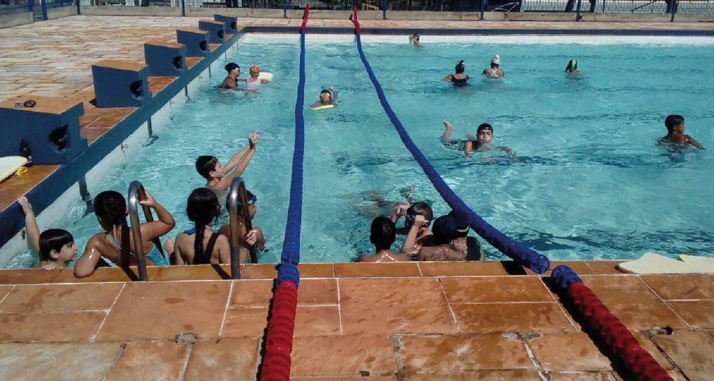CME abre inscrições para natação e hidroginástica