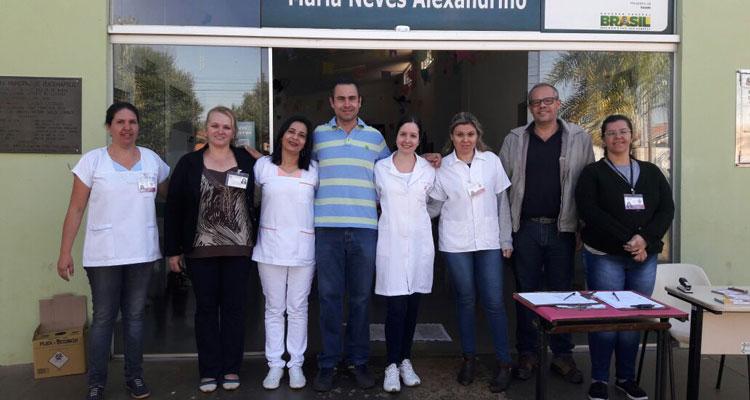 Campanha contra a raiva vacina 2.586 animais