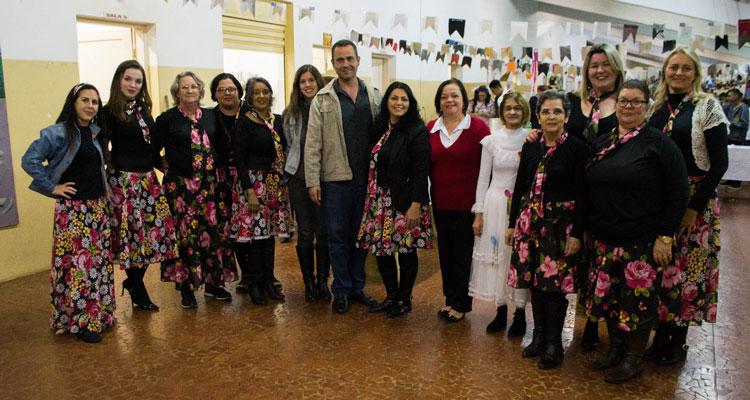 CEAC reúne 250 pessoas em Festa Julina