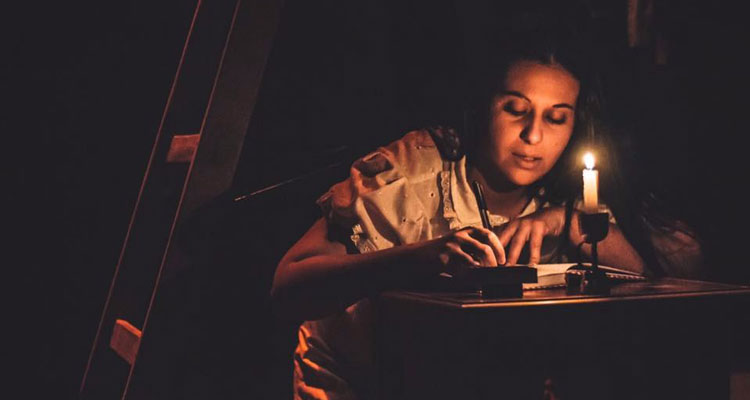 Prefeitura traz para Iracemápolis peça sobre Anne Frank