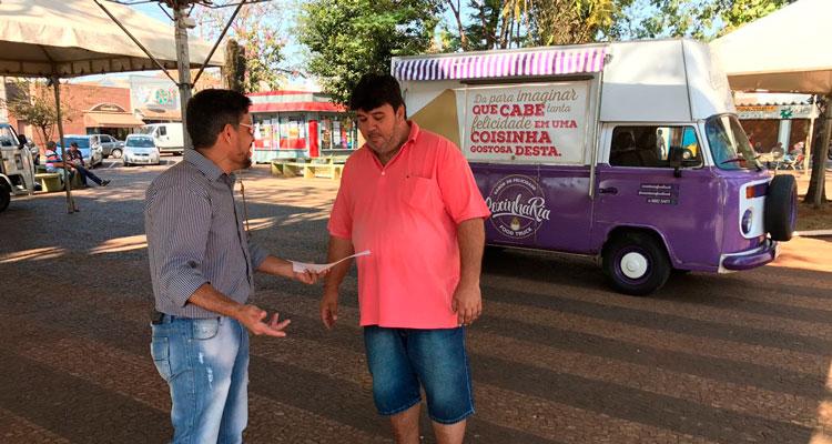Festa das Nações com food trucks agita Iracemápolis