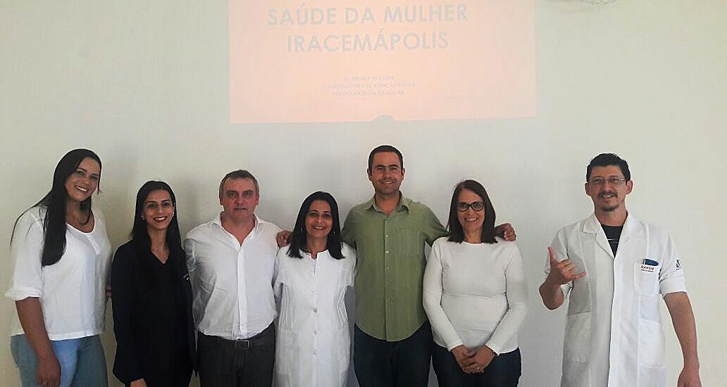 "Iracemápolis promove encontro do programa ""Saúde da Mulher"""