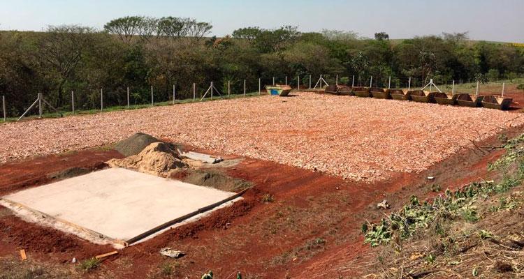 Novo ecoponto começa a funcionar no Parque Empresarial II