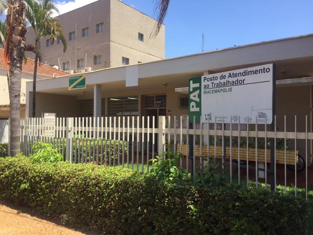 PAT de Iracemápolis abre vagas para 43 funções – são mais de 250 oportunidades